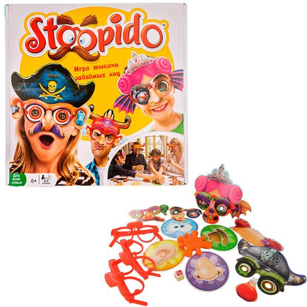 Ooba NPD1504 Настольная игра Stoopido
