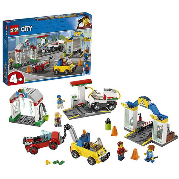 LEGO City 60232 Конструктор ЛЕГО Автостоянка