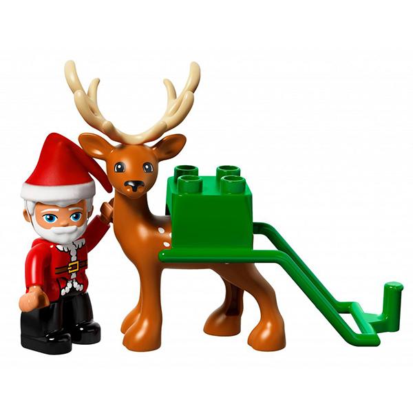 Лего Дупло 10837 Новый год