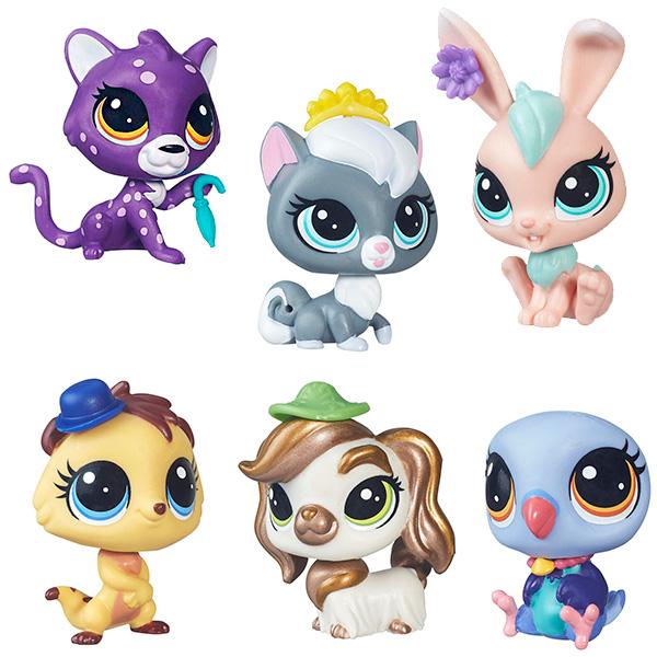 Hasbro Littlest Pet Shop A8229 Литлс Пет Шоп Зверюшка (в ассортименте) фигурка littlest pet shop зверюшка в закрытой упаковке 5 см в ассортименте