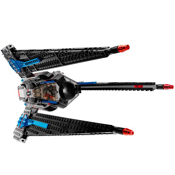 LEGO Star Wars 75185 Конструктор ЛЕГО Звездные Войны Исследователь I
