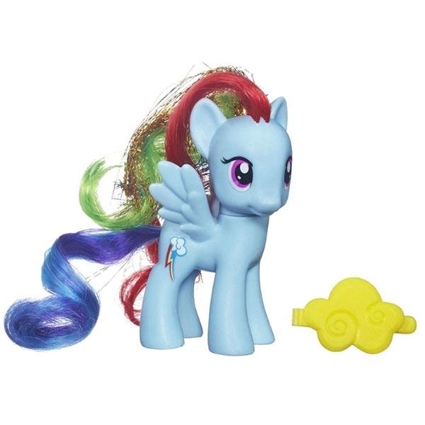 Hasbro My Little Pony A9973_9 Май Литл Пони Рейнбоу Дэш с аксессуаром