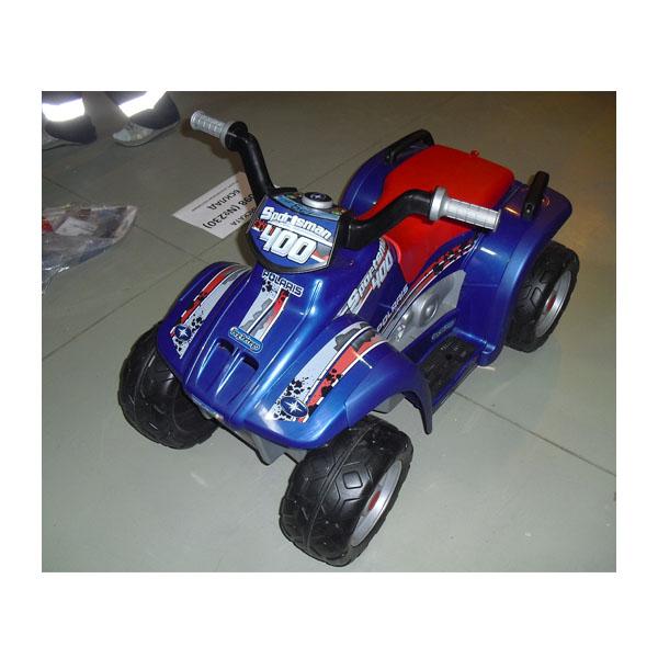 Детский электромобиль Peg-Perego POLARIS SPORTSMAN 400 BLU