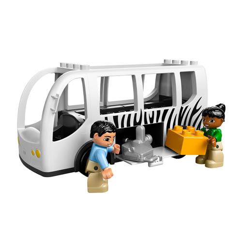 Lego Duplo 10502 Конструктор Зооавтобус