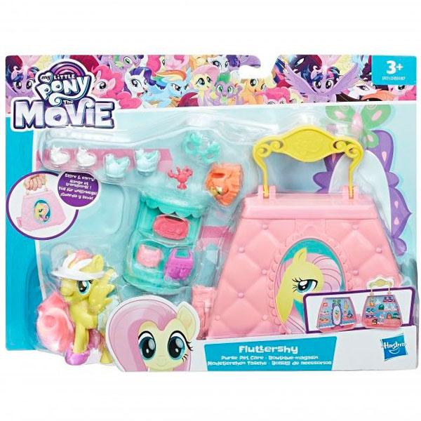"""Hasbro My Little Pony E0187 Игровой набор """"Возьми с собой"""""""