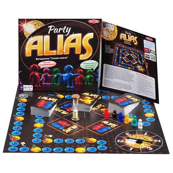 Tactic Games 53365 Настольная игра Скажи Иначе Вечеринка 2 цена