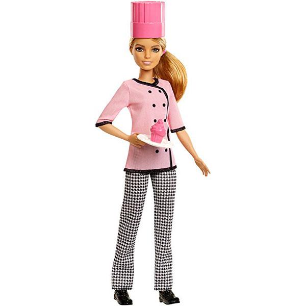 Mattel Barbie FMT47 Барби Куклы из серии Кем быть? barbie набор сестра барби с питомцем barbie dmb26