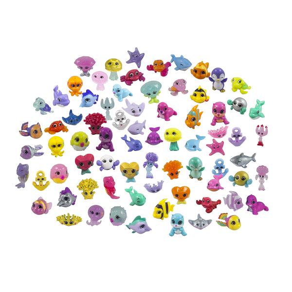 Splashlings 297542 Сплешлингс Пакетик c 2 фигурками (в ассортименте)