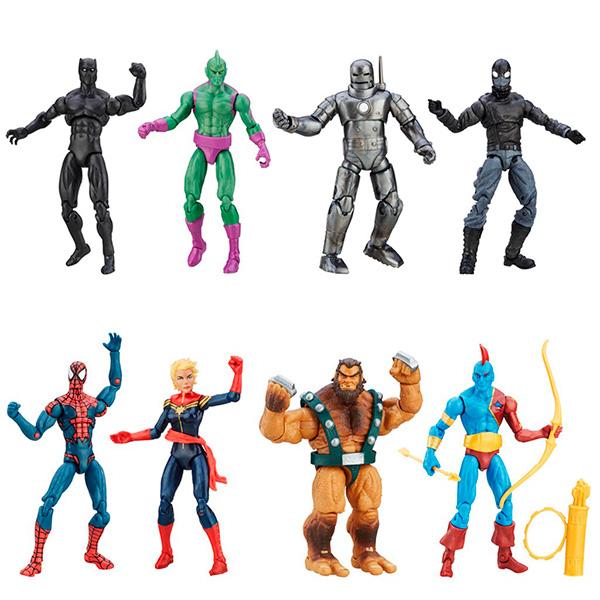 Hasbro Avengers B6356 Коллекционная фигурка Мстителей 9,5 см (в ассортименте)