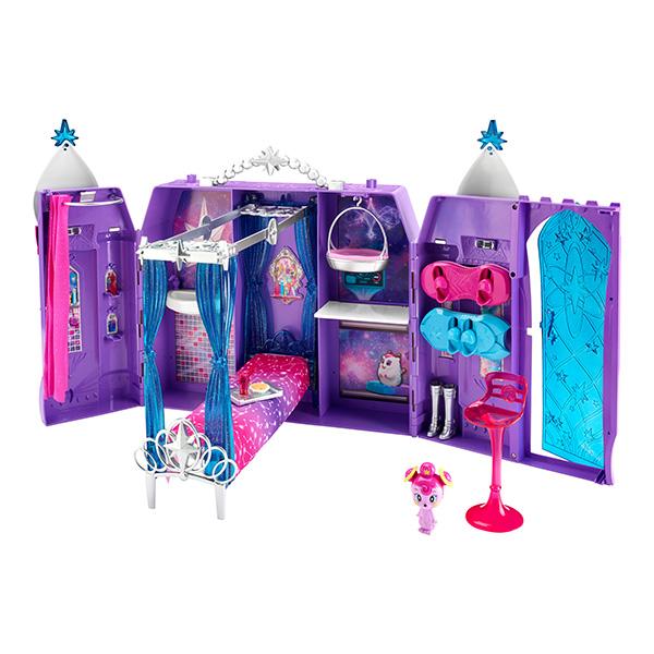 """Mattel Barbie DPB51_9 Барби Игровой набор """"Космический замок"""""""