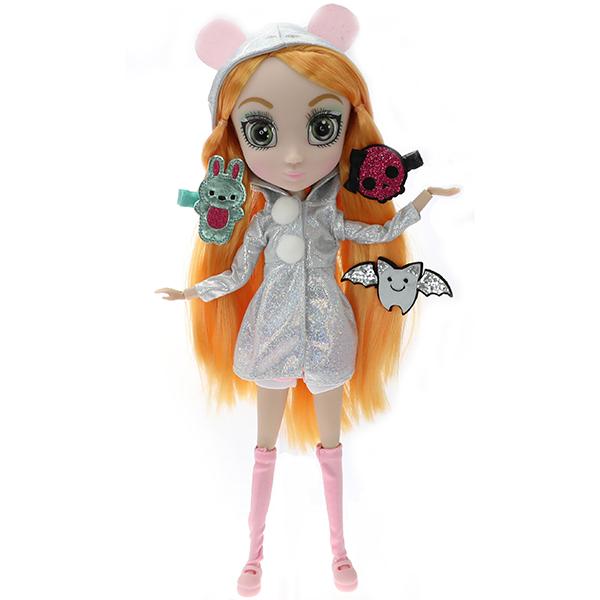 Shibajuku Girls HUN8530 Кукла Кое 4, 33 см shibajuku girls hun2154 кукла шидзуки 33 см