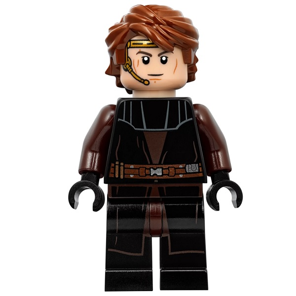 Lego Star Wars 75214 Конструктор Лего Звездные Войны Звёздный истребитель Энакина