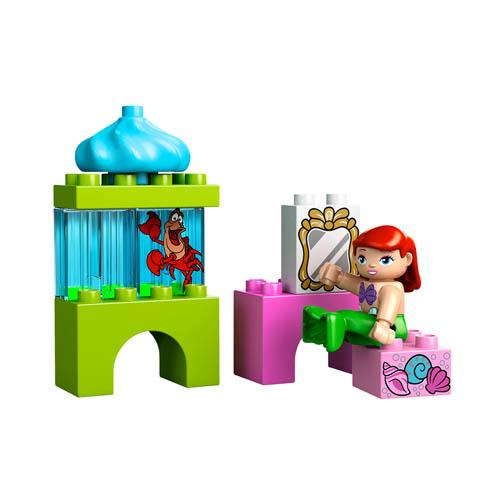Конструктор Lego Duplo 10515 Лего Дупло Подводный замок Ариэль