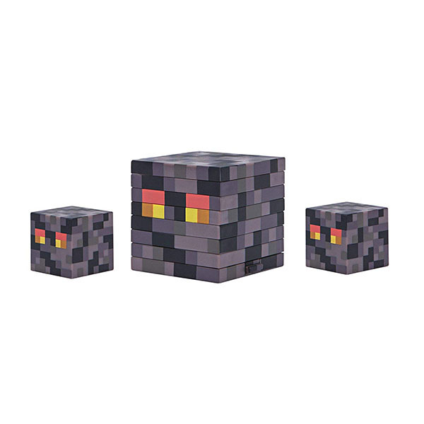 Minecraft 19972 Майнкрафт фигурка Magma Cube bandai фигурка minecraft mine charact box zombie 4 см