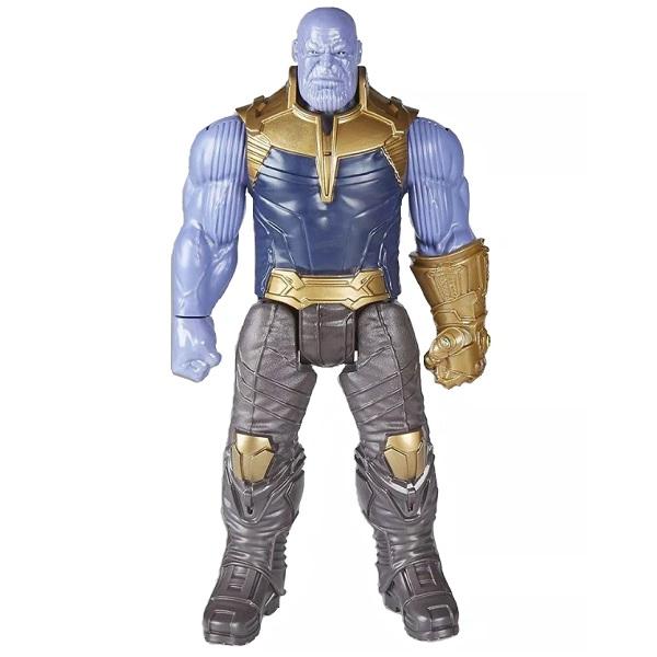 Hasbro Avengers E0572 Фигурка Таноса Титаны игрушка hasbro avengers интерактивная фигурка первого мстителя b6176121