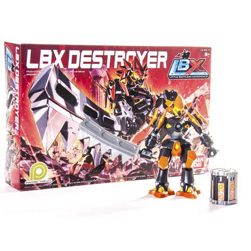 LBX 84383 Сборная модель Разрушитель