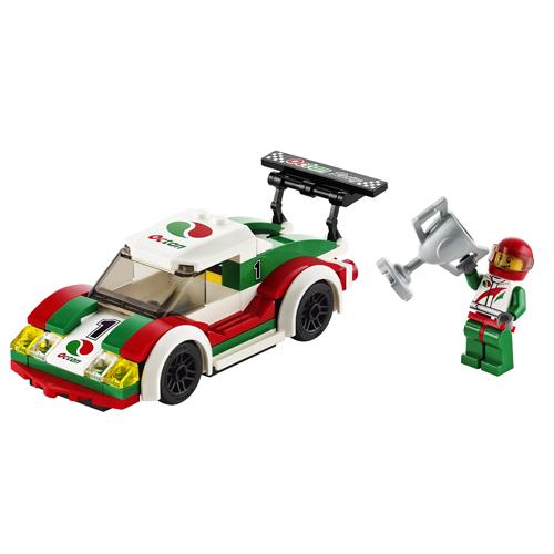 LEGO City 60053 Конструктор ЛЕГО Город Гоночный автомобиль