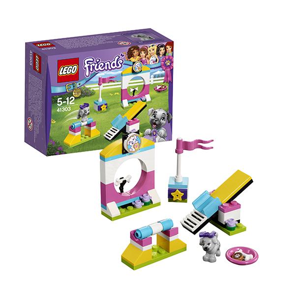 Lego Friends 41303 Лего Подружки Выставка щенков: Игровая площадка lego friends выставка щенков игровая площадка