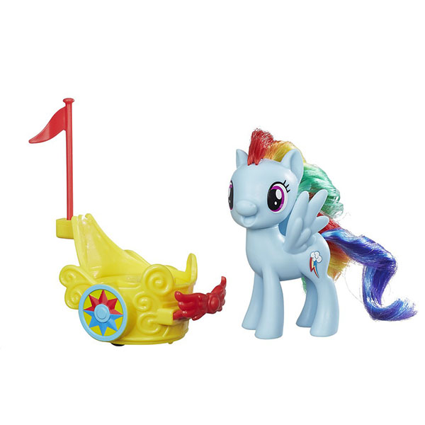 My Little Pony B9159 Май Литл Пони Пони в карете (в ассортименте)