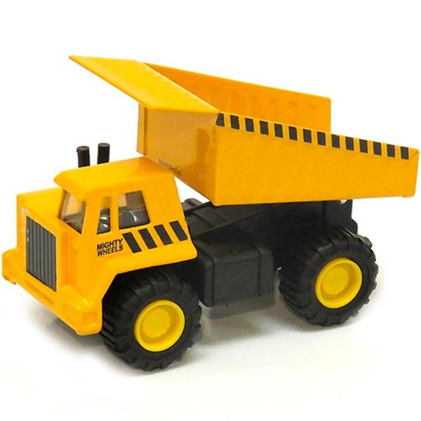 Soma 78078 Строительная техника Карьерный грузовик 12 см new bright ракетная установка на радиоуправлении new bright