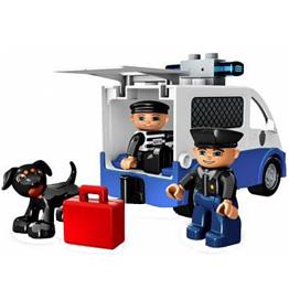 Lego Duplo 5602 Конструктор Полицейский участок