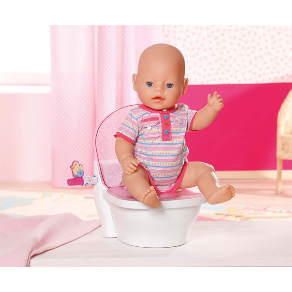 Zapf Creation Baby born 817-674_1 Бэби Борн Унитаз