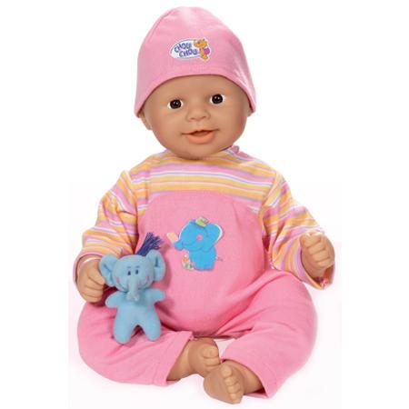 "Zapf Creation Chou Chou 902-547_1 Шу-Шу Кукла ""Смеющийся малыш"", 36 см"