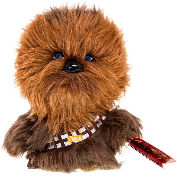 Star Wars SW02366 Звездные войны Чубакка плюшевый со звуком starwars star wars sw02365 звездные войны дарт вейдер плюшевый со звуком