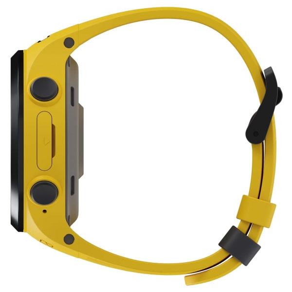 Elari ELKP4-GR/YLW Часы KidPhone 4GR желтые