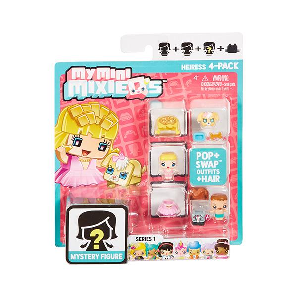 Mattel My Mini Mixi Q's DVV03 Набор из 3 фигурок