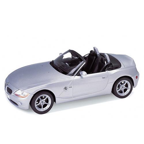 Welly 12534C_9 Велли Модель машины 1:18 BMW Z4 CONVERTIBLE