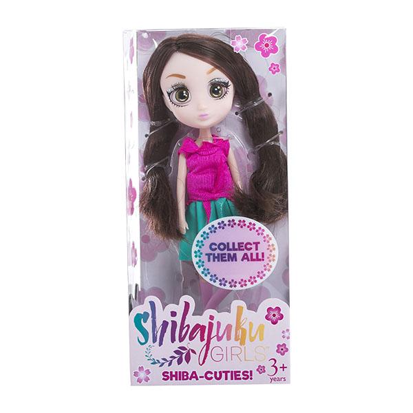 Shibajuku Girls HUN6678 Кукла Намика, 15 см