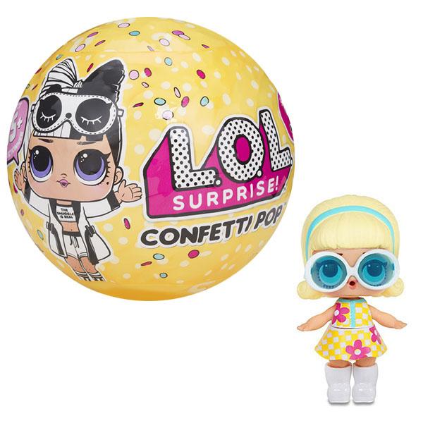 L.O.L. Surprise 551515 Конфетти