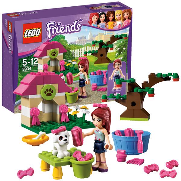 Lego Friends 3934 Конструктор Мия и её щенок