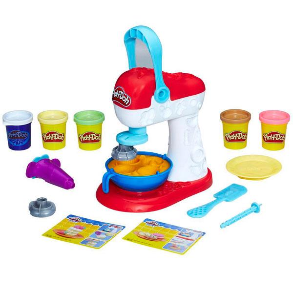 Hasbro Play-Doh E0102 Игровой набор Миксер для Конфет play doh игровой набор для выпечки