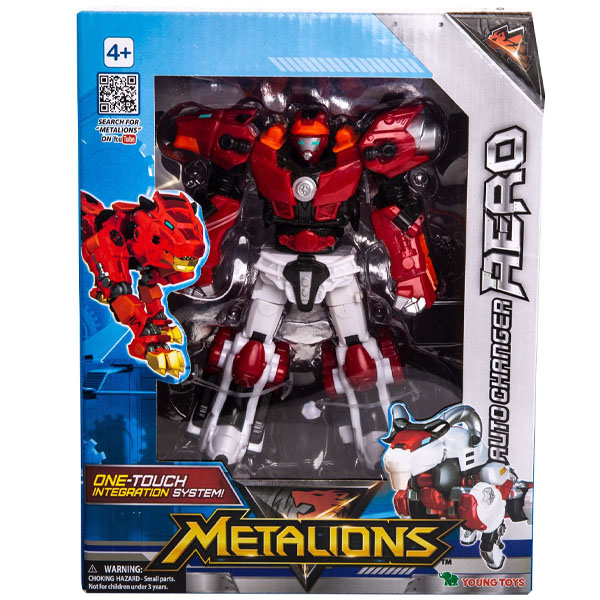 Metalions 314034 Металионс Авто-транcформация Аэро