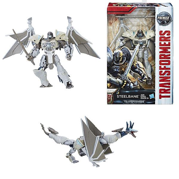 Hasbro Transformers C0887/C2401 Трансформеры 5: Делюкс Стилбэйн hasbro transformers c0624 трансформеры роботы под прикрытием тим комбайнер