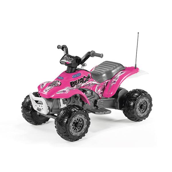 цена на Детский электромобиль Peg-Perego ED1166 Corral Bearcat Pink