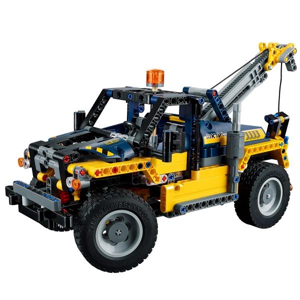 Lego Technic 42079 Конструктор Сверхмощный вилочный погрузчик