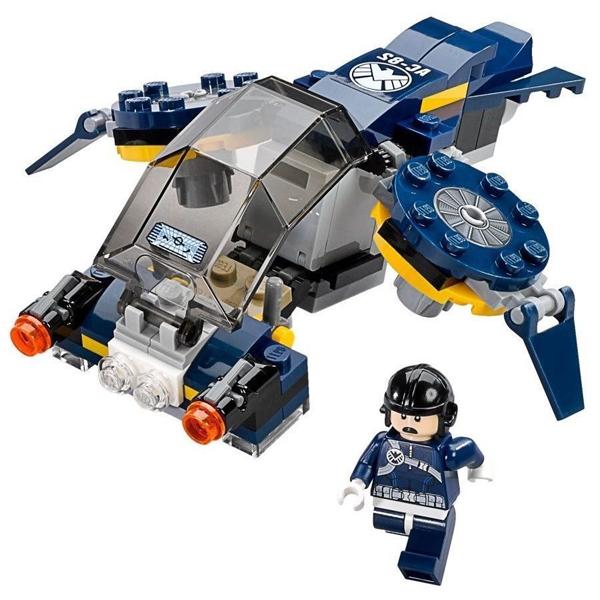 Lego Super Heroes 76036 Конструктор Лего Супер Герои Нападение Карнажа