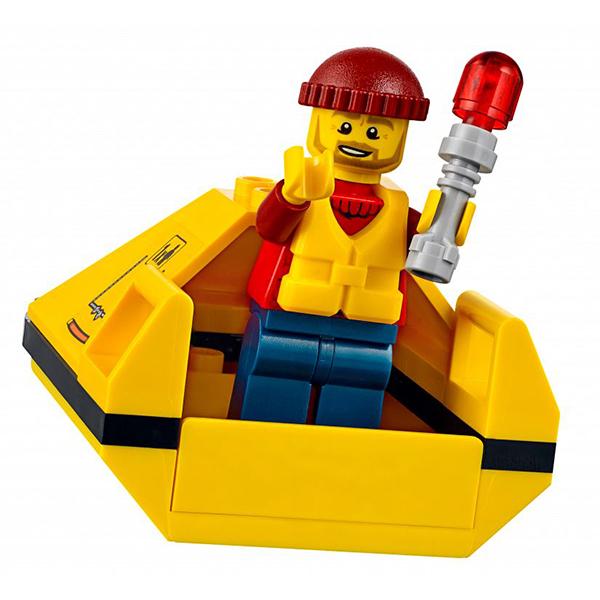 Lego City 60164 Конструктор Лего Город Спасательный самолет береговой охраны