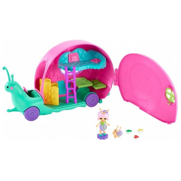 Mattel Enchantimals GCT42 Дом улитки