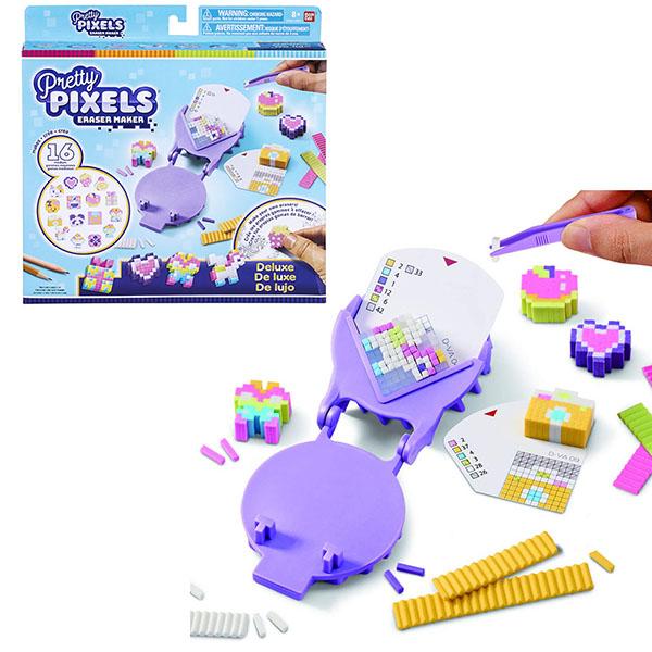 Pretty Pixels 38530 Студия для создания фигурных ластиков