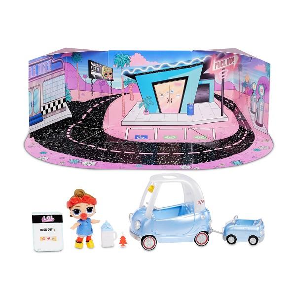 L.O.L. Surprise 564928 Игровой набор LOL Путешествие на авто
