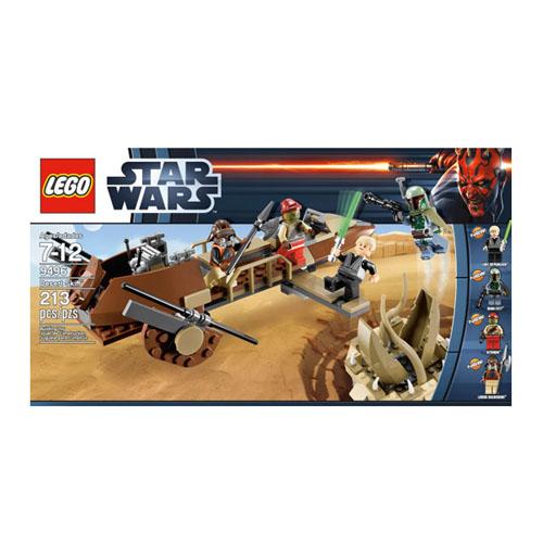 Lego Star Wars 9496 Конструктор Лего Звездные войны Пустынный скиф