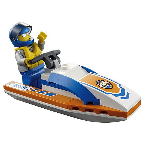 Lego City 60011 Конструктор Лего Город Спасение сёрфингиста