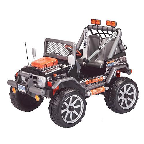 Детский электромобиль Peg-Perego OD0075 Gaucho Rockin NEW