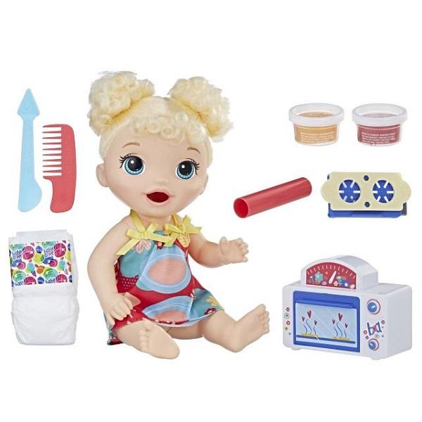 Hasbro Baby Alive E1947 Малышка и еда