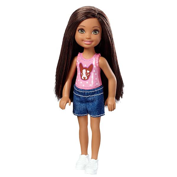 Mattel Barbie DWJ36 Барби Кукла Челси mattel кукла челси barbie