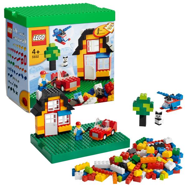 Конструктор Лего Криэйтор 5932 Мой первый набор